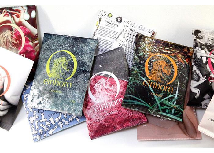 Einhorn – Kondome mit Design