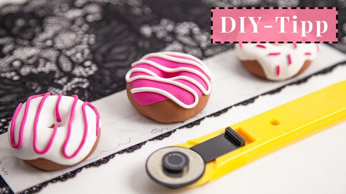 donut nähgewichte selber machen