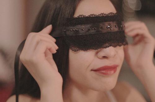 Augenbinde selber machen